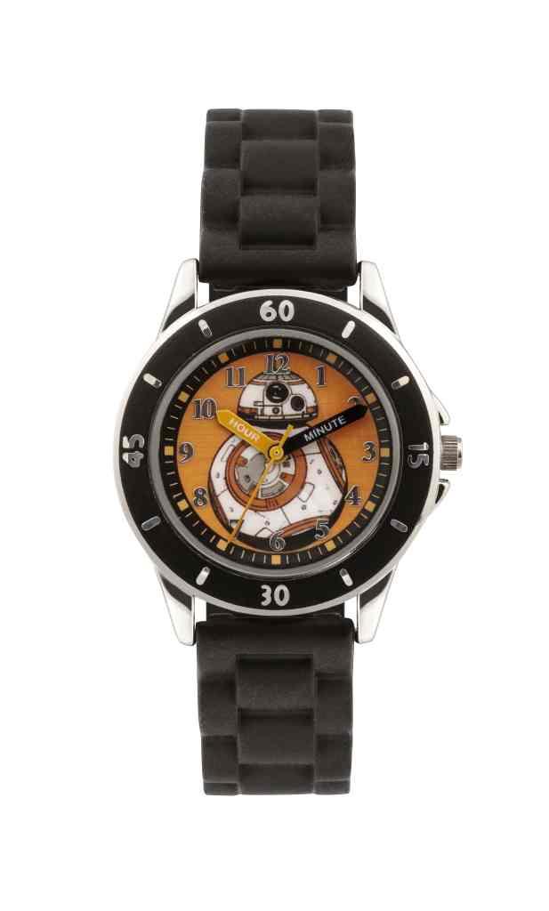 Star Wars_Black and Orange Watch-min