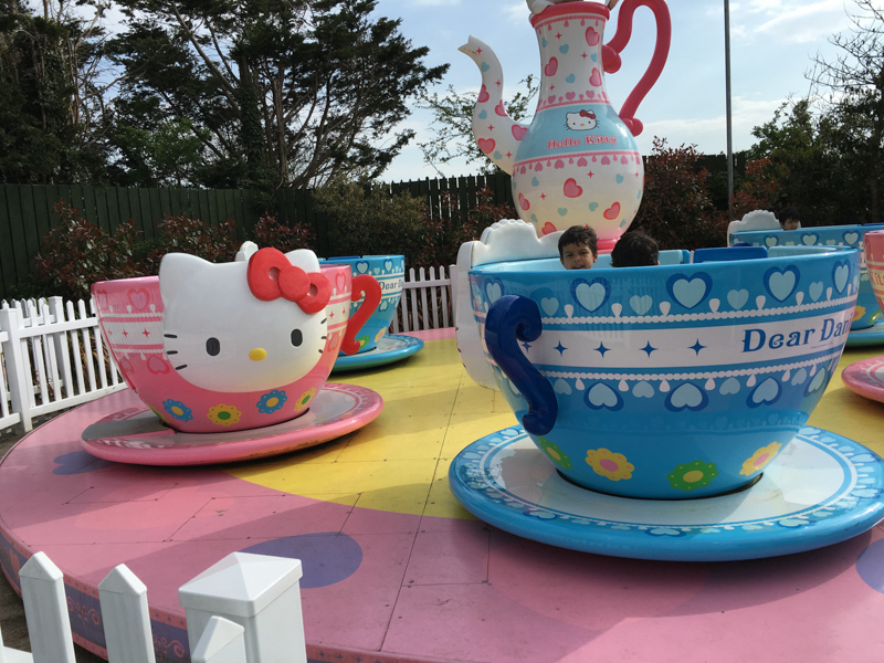 hello kitty teacups drusillas