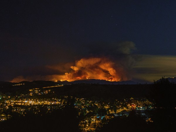 Friday Night Lights – The Sand Fire