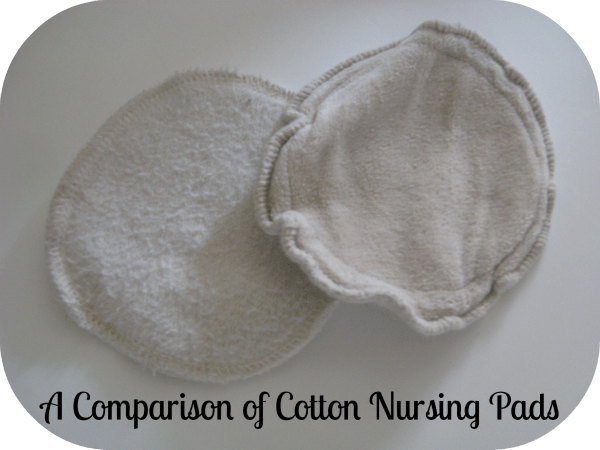 A Comparison of Cotton Nursing Pads- Review on IntoxicatedonLife.com