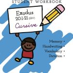 Exodus ESV Cursive Cover