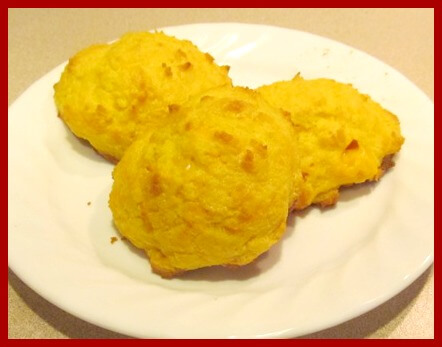Gluten-Free Cheesy Biscuits