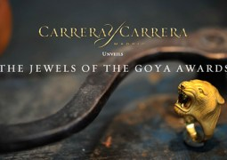 The jewels for the 29th edition of The Goya Awards are from Carrera y Carrera