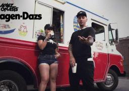 "WU TANG'S ""ICE CREAM"" GETS A VISUAL RE-WORKING ON ARIEZ ONASIS' ""HAAGEN DAZS"""
