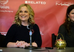 The Hasty Pudding Theatricals Honor Amy Poehler as 2015 Woman Of The Year