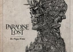 PARADISE LOST reveals cover artwork for new album, 'The Plague Within'