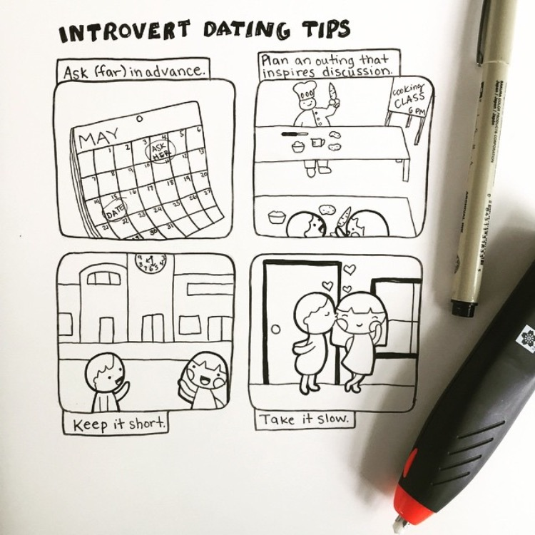 Guide to dating an introvert buzzfeed
