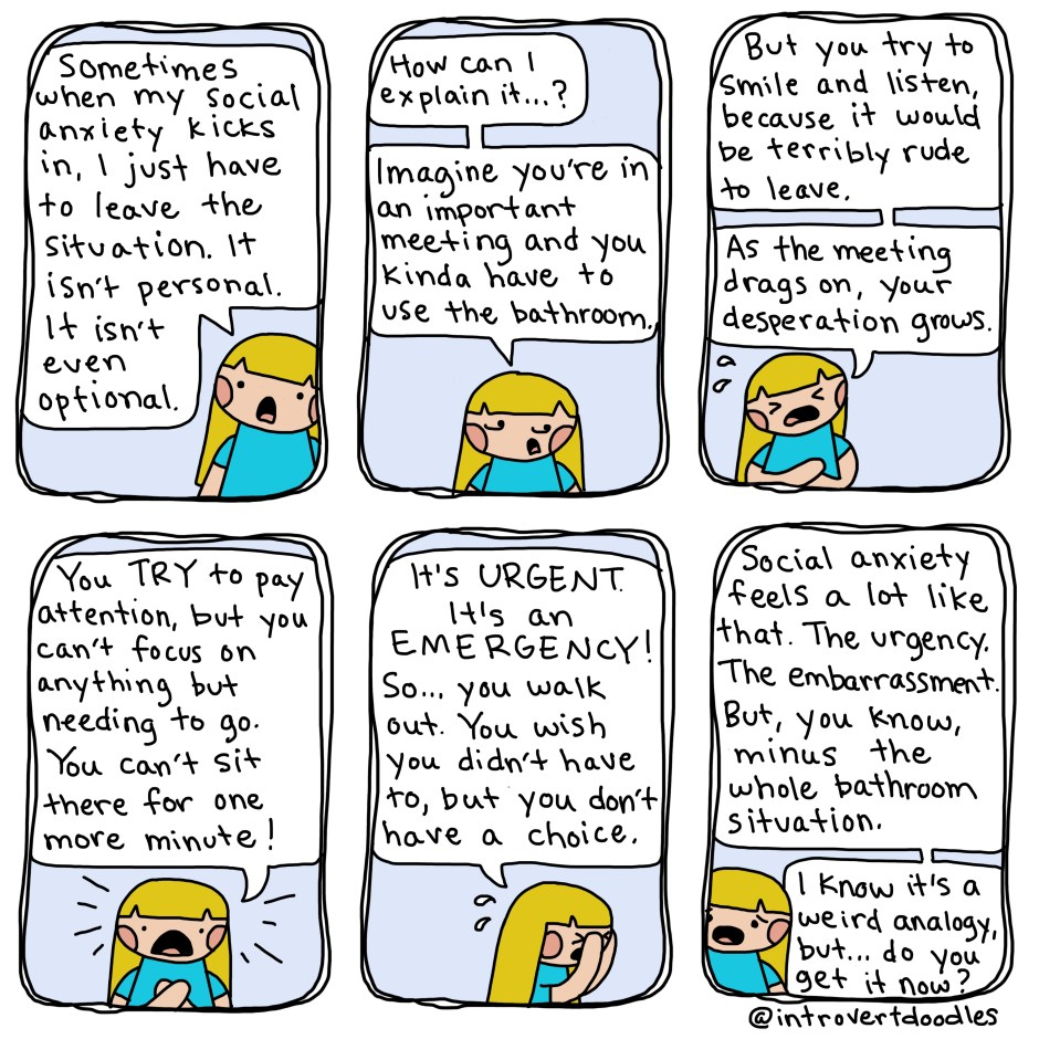 ... Hot and Bothered: Anxiety and Irritability