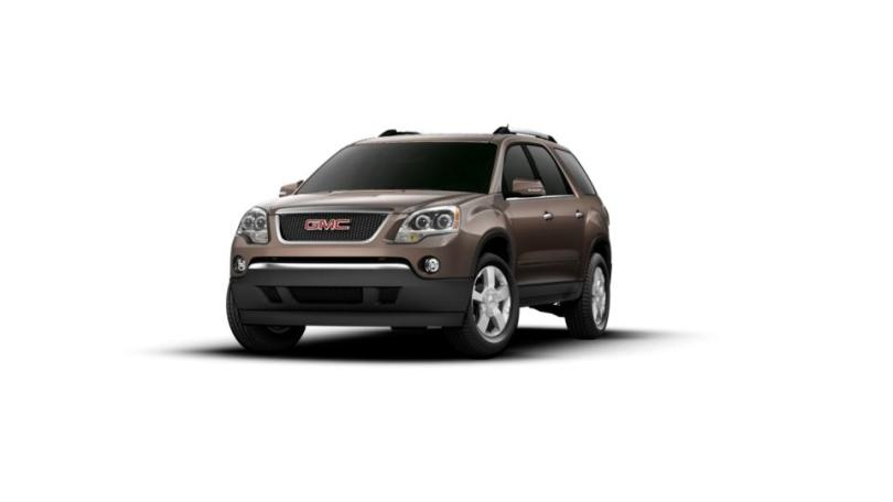 Used GMC Vehicles For Sale at Cadillac of Portland 2012 GMC Acadia Vehicle Photo in Portland  OR 97225