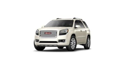 used Summit White 2015 GMC Acadia For Sale in Rockville Centre     2015 GMC Acadia Vehicle Photo in Rockville Centre  NY 11570