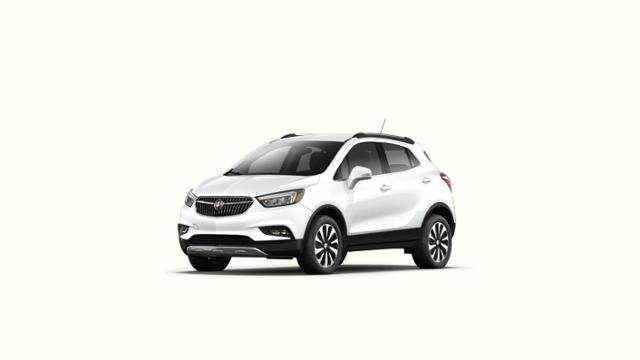 Woonsocket Dealership   Tasca Buick GMC of Woonsocket RI 2018 Buick Encore Vehicle Photo in Woonsocket  RI 02895