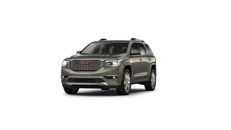 Best Deals on Buick  GMC Vehicles at Earnhardt Buick GMC in Las Vegas 2018 GMC Acadia FWD Denali  Request a Quote
