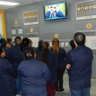 Patient Priority Wall Launch Event - Tijuana. Mexico Facility