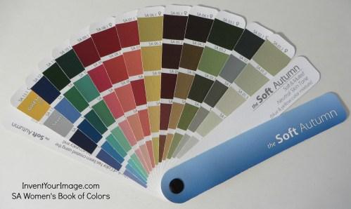 Medium Of Autumn Color Palette
