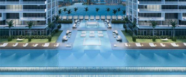 400 Sunny Isles lap pool