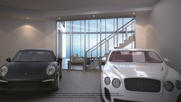 Only 132 Luxury Residences featuring 2 car garage in the living room