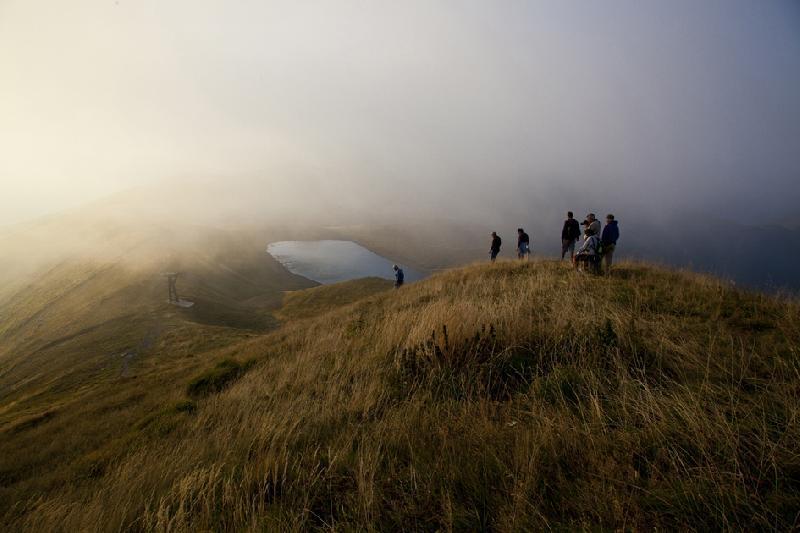 Panorami e leggende tra le cime dell'Appennino bolognese