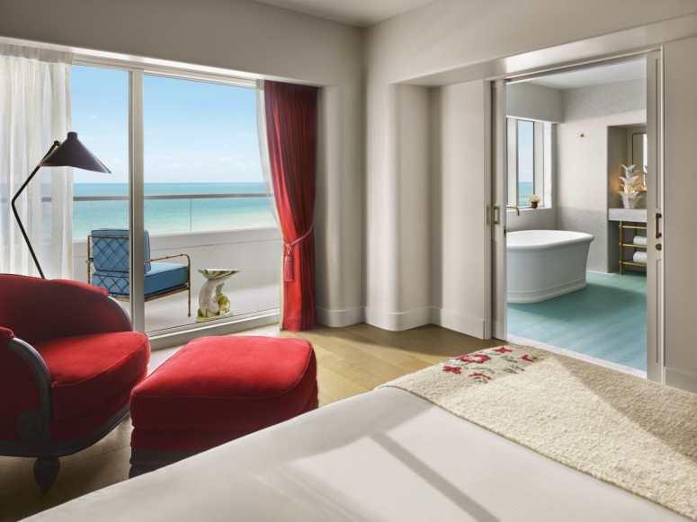 Faena Hotel Miami Beach Bedroom