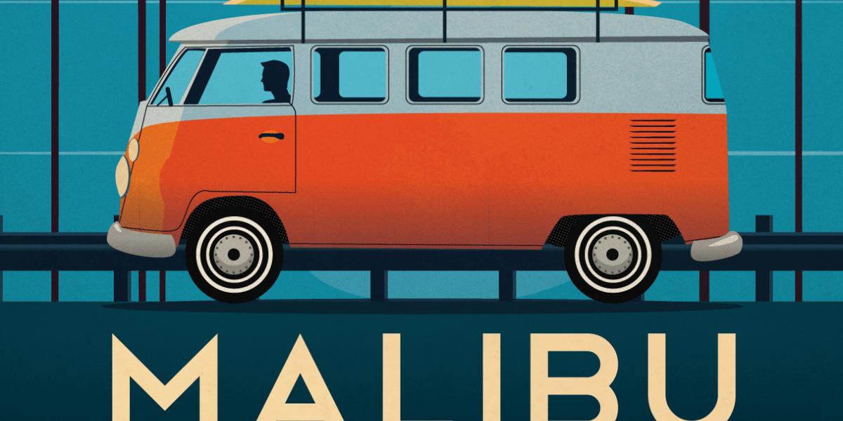 vintage_malibu_poster_PRINT