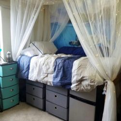 Assorted Easy Ways To Make Your Dorm Room Seem Bigger Diy Dorm Room Ideasand Diy Dorm Room Ideas Dorm Decorating Ideas S 2018 Diy College Dorm Diy College Dorm Storage