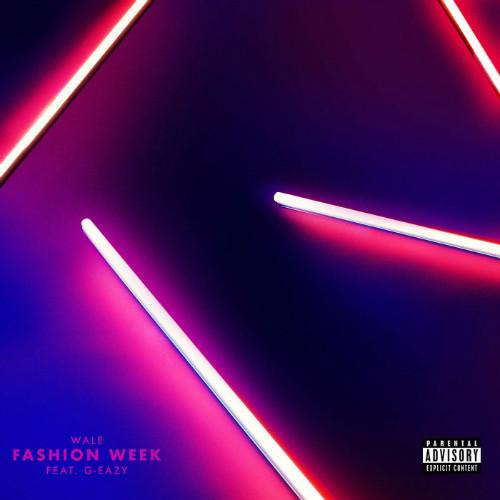 fashion week wale g eazy