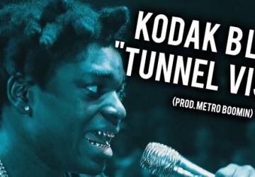 kodak black tunnel vision video