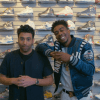 Desiigner shops for sneakers