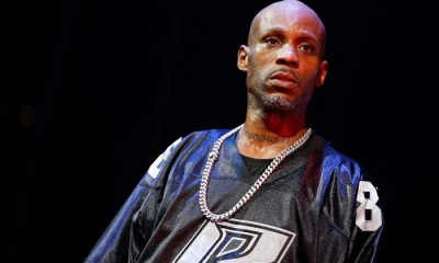 dmx checks himself into a rehab facility