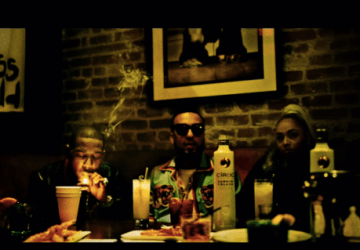 juelz santan french montana camron dipd in coke video
