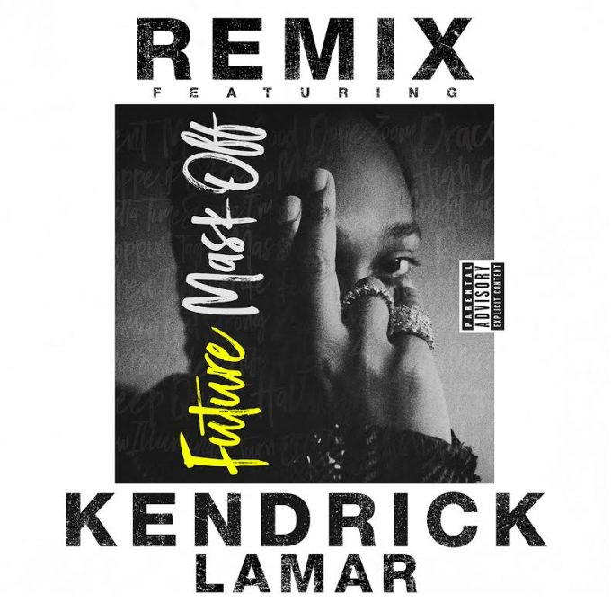 Kenrick Lamar future mask off remix