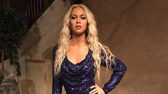 beyonce wax figure temporarily pulled from madame tussauds