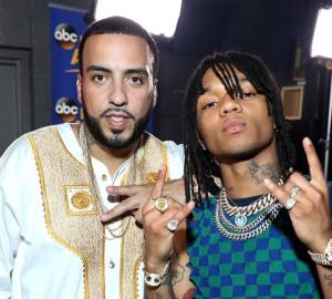 french montana and swae lee perform unforgettable on the tonight show
