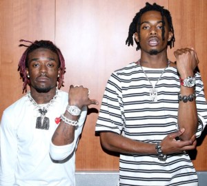 lil uzi vert and playboi carti working on joint mixtape