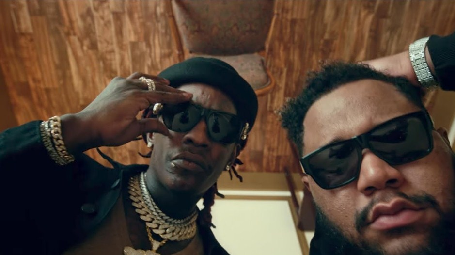 young thug and dj carnage ft meek mill homie video