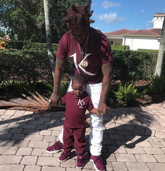kodak black to pay 4200 a month in child support