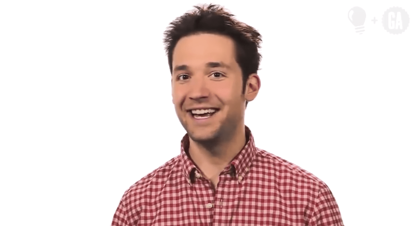 Startup Video Favourite: Alexis Ohanian - Making Something People Love