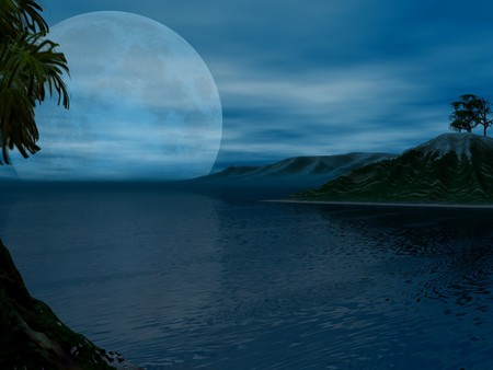 Luna PLina iunie