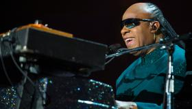 Stevie Wonder at Pepsi Center