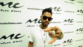 Miguel Visits Music Choice