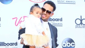 chris brown daughter royalty