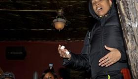 Hip Hop Gods Classic Tourfest Revue - New York City - Press Conference