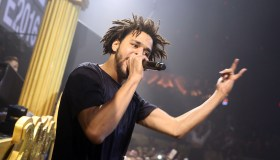 J. Cole's Unforgettable New Year's Performance At The LIGHT Vegas