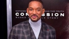 'Concussion' New York Premiere - Outside Arrivals