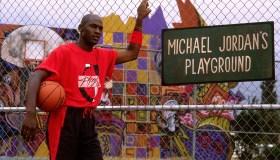Michael Jordan's Playground Video