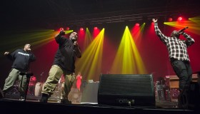 De la Soul Performs At Le Zenith In Paris