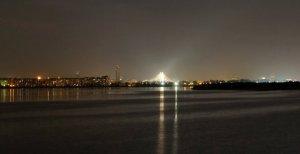 Podul Basarab Noaptea
