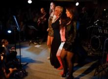 Monica Anghel, Lucia Dumitrescu, Nicoleta Ghinea şi Bianca Ioniţă Live în Garajul Europa Fm