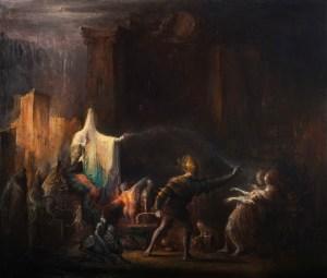 Agostino Arrivabene, L'Annuncio
