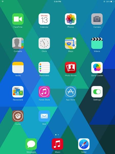 Redes7gn per iPad