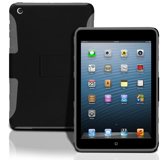 Lightweight Hard Shell Case with Built in Stand iPad mini